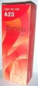 Berina Permanent Hair Dye Colour Cream No. A23 Bright Red., AsiA