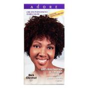 Adore Cream Permanent Hair Colour enriched with Vitamin E & Aloe Vera 1 application