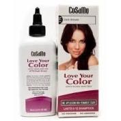 CoSaMo -Love Your Colour- Ammonia & Peroxide Free Hair Colour #779 Dark Brown