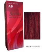Berina Hair Colour Cream Permanent A09 -Garnet Red colour