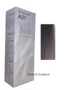 Berina Hair Colour Cream Permanent A21 -Light Grey colour