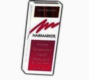 Hairmarker Temporary Hair Colour Light Brown