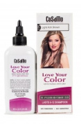 CoSaMo -Love Your Colour- Ammonia & Peroxide Free Hair Colour #775 Light Ash Brown