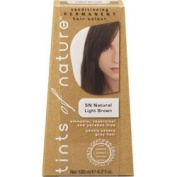 Tints of Nature Permanent Natural Hair Dye - Natural Light Brown