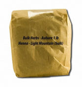 Bulk Herbs Light Mountain 1 Lb Bulk Henna