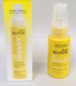 John Frieda Sheer Blonde Go Blonder Controlled Lightening Spray 30ml Travel Size