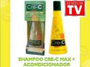 SHAMPOO CRE-C MAX + CONDITIONER