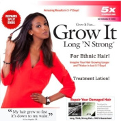 Want Longer Hair. Want Stronger Hair. Grow Hair Fast! Buy Long 'N Strong® Treatment Lotion - Longer, Thicker Hair! - Split End Repair - Split end treatment! For All Ethnic Hair Types!!