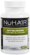 Nu Hair NuHair DHT Blocker Tabs, 60 ct