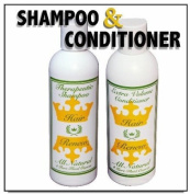 Women's Hair Regrowth System - Hair Loss Shampoo and Volumizing Conditioner