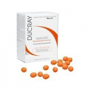Ducray Anacaps Hair Loss Food Supplement 30caps - 1 month supply