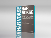 Har Vokse 100% Natural Hair Growth Supplement for Men and Women - 1 Month / 60 Capsules - Provides Nutrients to Help Repair and Nourish Thinning Hair - Daily Capsules Fight Hair Loss and Promote New Growth