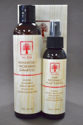 Sai Zen Advance Thickening Shampoo & Scalp Therapy Set