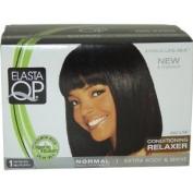 elasta qp no lye conditioning relaxer kit normal elasta qp