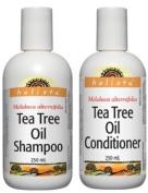 Holista Tea Tree Oil Shampoo and Conditioner Set