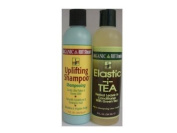 Organic Root Stimulator Health Hair and Scalp Combo Set-I (Uplifting Shampoo 270ml & Elastic-i-Tea Leave-In conditioner 270ml) All Bottle With Free Gift!!!!