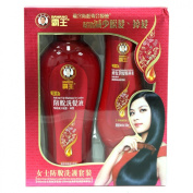 Bawang Lady Anti-fall Shampoo 400ml & Nutri Repairing Conditioner
