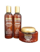 Mizani Moisturising Shampoo, Conditioner, Mask 250ml SET