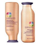 Pureology Precious Oil Shamp' Oil Shampoo and Conditioner 250ml Duo