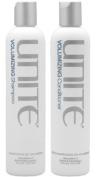 Unite Volumizing Shampoo & Conditioner Duo Set 300ml