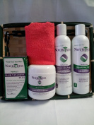 Nouritress Perfect Hair Bathroom Gift Set Basket 5pcs