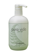"16 oz Pura Vida, Natural, Protein Enriched, Conditioner, Formulated for the, Protection of, Colour Treated Hair. This Gentle, Conditioner, Is a Unique Greaseless and ""Oil Free"" Formula That Leaves, Your Hair, Vibrant, and Manageable. Suitable for Every .."