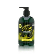 Hair One Hair Cleanser and Conditioner with Sweet Almond Oil 18ml