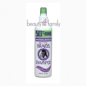 Better Braids Medicated Shampoo 350ml