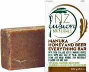 Manuka Honey and Beer Everything Bar - Boxed 100gr/100ml