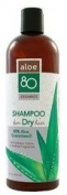 Lily Of The Desert Aloe 80 Shampoo Dry Hair 470ml Liquid