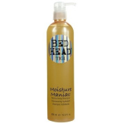 BED HEAD MOISTURE MANIAC SHAMPOO 400ml By TIGI HAIR PRODUCTS Shampoo