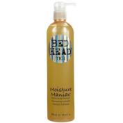 BED HEAD MOISTURE MANIAC SHAMPOO 400ml By TIGI HAIR PRODUCTS Shampoo
