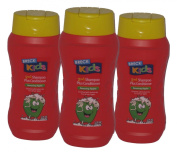 3-pack Breck Kids 5.1cm 1 Shampoo Plus Conditioner, 350ml Ea.
