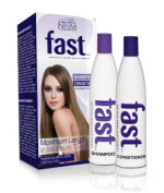 FAST Shampoo and Conditioner NEW SLS & PARABEN FREE VERSION 300ML SET