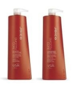 Joico Smooth Cure Shampoo & Conditioner Litre Duo Set 1000ml Each
