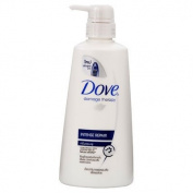 Dove Damage Therapy Intense Repair Shampoo 500ml.Product Thailand