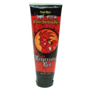 Red Colour Halloween Hair Colour Dye Temporary Resurrected Red Fright Night Colour Styling Gel