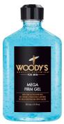 Woody's Quality Grooming Mega Firm Gel 355ml