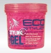 ECOCO Eco Style Gel, Pink, 2370ml