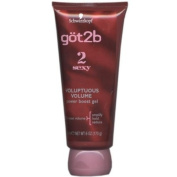 Got 2B 2 Sexy Gel Voluptuous Power Boost 180ml Tube