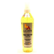 L.A. Looks Mega Mega Hold Spray Gel Level 9 360ml