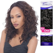 Human Hair Blend Weaving Outre Timeless All In One 4pc Classy [30cm .36cm ]