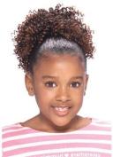 CORK SCREW - Model Model Glance KID'S Synthetic Hair Drawstring Ponytail