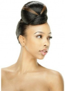 TOP KIKI - Model Model Glance Top Star Series BUN Synthetic Hair Dome