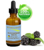 "BLACK RASPBERRY SEED OIL. 100% Pure / Natural / Undiluted / Virgin / Unrefined / Cold Pressed Carrier oil. 0.5 Fl.oz.- 15 ml. For Skin, Hair, Lip and Nail Care. ""One of the highest antioxidants, rich in vitamin A and E, Omega 3, 6 and 9 Essential Fatty .."