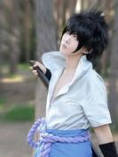 Topbill Anime Naruto Sasuke Uchiha Cosplay Wigs