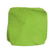 Bean Cube Replacement COVER ONLY in Lime. Great for Indoors and Outdoors. Made from High Quality Water Resistant Material, Available in 10 Great Colours