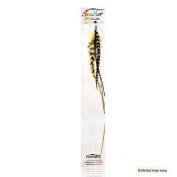 Lord & Cliff Feather Fusion Hair Extension Earth Tone