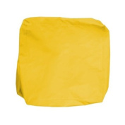 Bean Cube Replacement COVER ONLY in Yellow. Great for Indoors and Outdoors. Made from High Quality Water Resistant Material, Available in 10 Great Colours