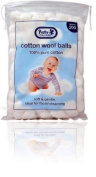 Pure Cotton Wool Cleaning Soft Balls 200 Per Pack White Baby Care Products New